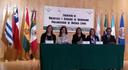 Biblioteca da Câmara dos Deputados e do Senado Federal participaram do Encontro de Bibliotecas Parlamentares da América Latina