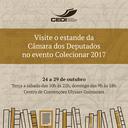 Câmara participa de exposição inédita de filatelistas e colecionadores