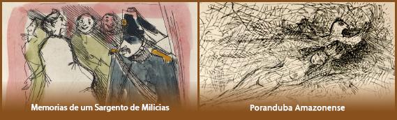 Memorias de um Sargento de Melícias - Poranduba Amazonense final