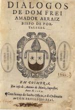Dialogos de Dom Frei Amador Arraiz Bispo de Portoalegre