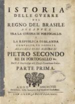 Istoria delle guerre del Regno del Brasile