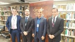 André Freire, André Carneiro, Luiz Claudio Santos e Miguel Gerônimo.