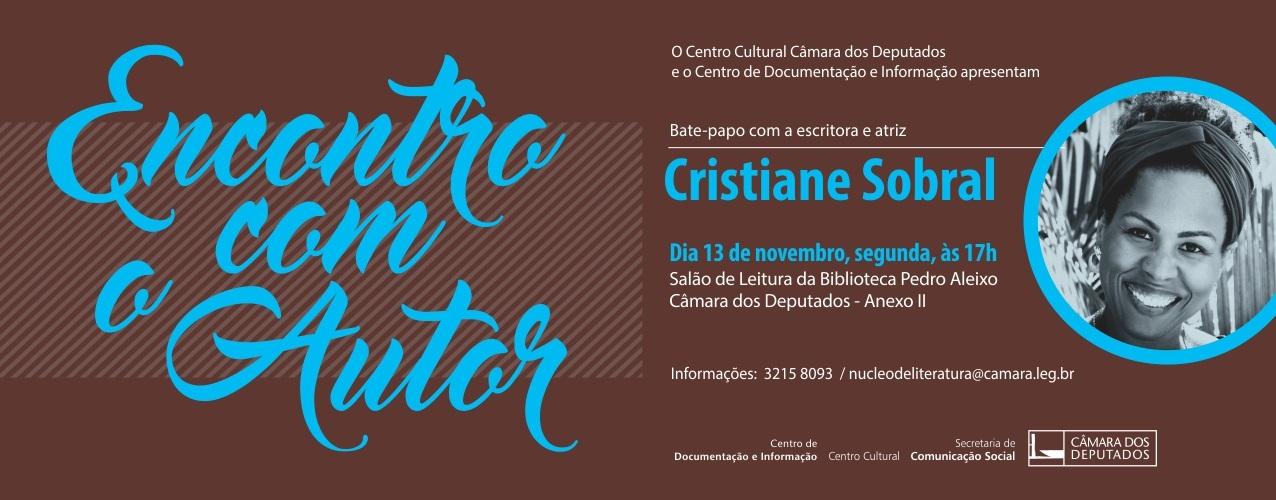 Banner Cristiane Sobral