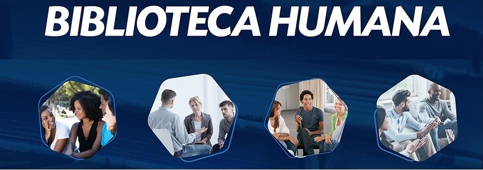 Biblioteca Humana - banner