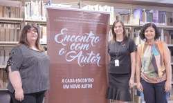 Cinthia Kriemler, Janice Silveira e Maria Amélia Elói.