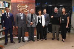 André Freire, Afrísio Vieira Lima, Edmilson Caminha, Maria Amélia Elói, Wellington Brandão da Silva, Marco Antunes, Janice.