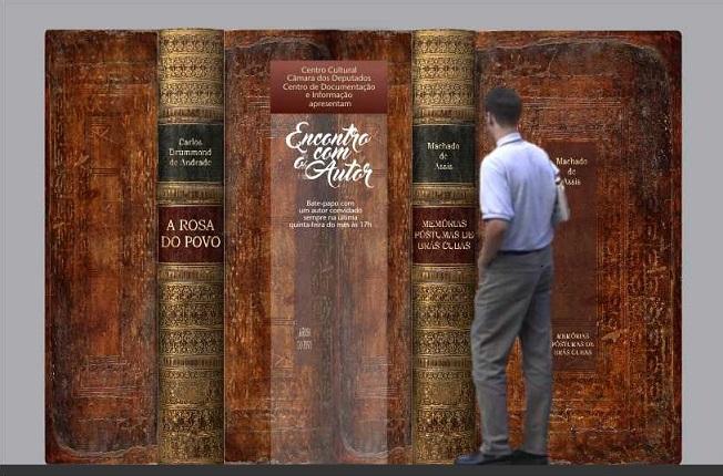 Encontro com o Autor