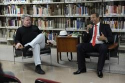 Marcos Antunes e Prof. Filemon Felix