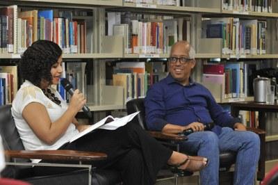 Maria Amélia Elói e Cláudio Ferreira