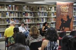 Público no Encontro com o Autor