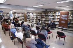 Público no Encontro com o Autor com André Giusti
