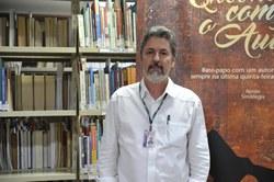 Roberto Seabra no Encontro com o Autor