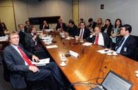 1ª reunião do CEDES