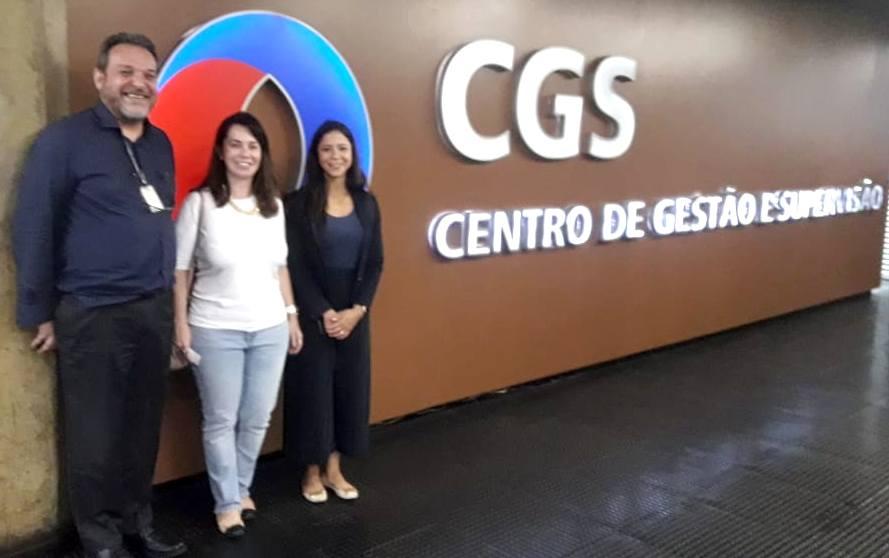 visita técnica aos centros do controle dos transportes metropolitanos de são paulo