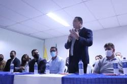 DIA 2/9 CEDES REALIZOU AUDIÊNCIA PÚBLICA SOBRE A EXPLORAÇÃO DO SAL-GEMA