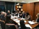 Primeira Reunião técnica do Estudo Cidades Digitais