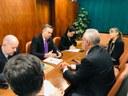 Primeira reunião técnica do novo estudo sobre dívida pública