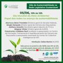Mês da Sustentabilidade 2020