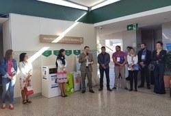 Pracinha da Logística Reversa é inaugurada pela Câmara dos Deputados no CEFOR
