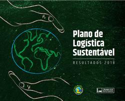 Publicado Relatório de Desempenho do Plano de Logística Sustentável - 2018