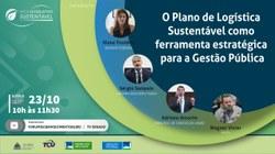 Diretor-Geral lança 2a. edição do Plano de Logística Sustentável