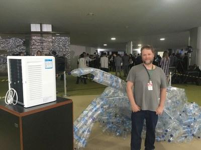 Metas de sustentabilidade visam reduzir consumo de garrafas de água