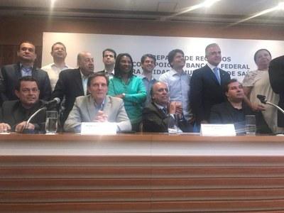 Hospital Geral de Nova Iguaçu recebe repasse de R$ 15 milhões