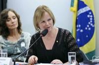 Ana Perugini é eleita coordenadora-adjunta da bancada feminina da Câmara dos Deputados