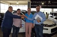 Ana Perugini entrega carros aos conselhos tutelares de Artur Nogueira, Conchas e Paulínia