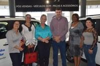 Ana Perugini entrega carros e equipamentos aos conselhos tutelares de Cordeirópolis e Santa Bárbara d'Oeste