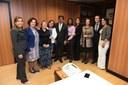 Bancada Feminina se reúne com Ministro da Educação para discutir projetos para mulheres