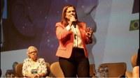 """Mulher não é trampolim de candidatura"""", defende Coordenadora dos Direitos da Mulher"""