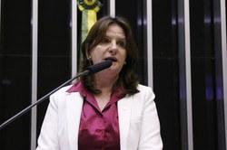 Projeto de Carmen Zanotto destina recursos do Fundo de Segurança para combater violência contra a mulher