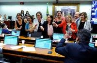 Proposta que reserva percentual de cadeiras para mulheres no legislativo é aprovada na CCJ