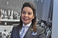 Deputada Raquel Muniz