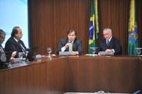 Maia comemora expansão do Plano Nacional de Segurança Pública