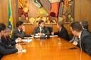 Rodrigo Maia recebe secretários estaduais de Segurança Pública