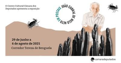 Homenagem ao poeta João Cabral (Recife, 1920 – Rio de Janeiro, 1999)