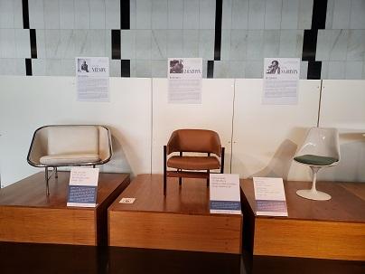 Mobiliário Modernista na Câmara dos Deputados: 60 Anos de Design