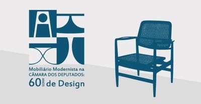 Exposição de mobiliário da Câmara