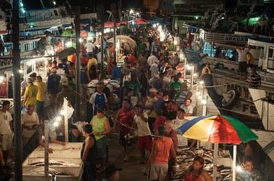 Fotografia Digital Mercado Municipal Manaus - Fernando Augusto
