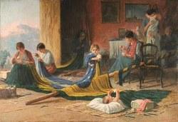 Alegoria da contribuição das mulheres à pátria