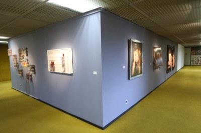 Registro da exposição Criaturas Expressas. Foto: Victor Diniz / Câmara dos Deputados.