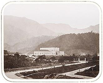Palácio Imperial - Klumb