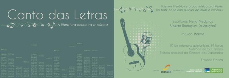 canto das letras - set. 2012