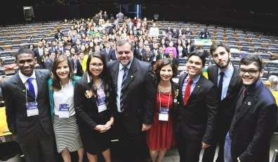 Parlamento Jovem - 14ª Edição do programa em 2017