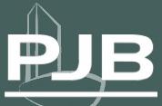 Logotipo do PJB