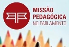 logotipo missão pedagógica