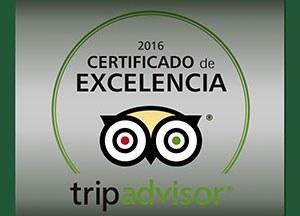 Congresso é agraciado com certificado de excelência do TripAdvisor