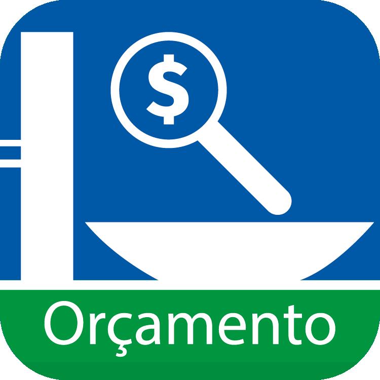Logo do Aplicativo Infoleg Orçamento
